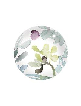 Fringe Studio Presse-Papier Floral Abstrait