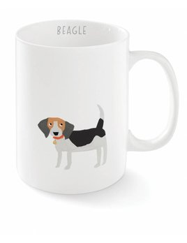 Fringe Studio Happy Beagle Mug