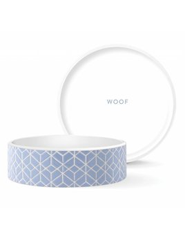 Fringe Studio Art Deco Woof Bowl