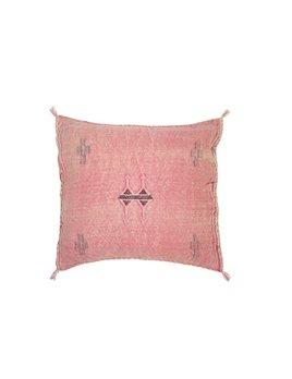 Pink Kilim Pillow