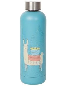 Danica/Now Water Bottle Llamarama