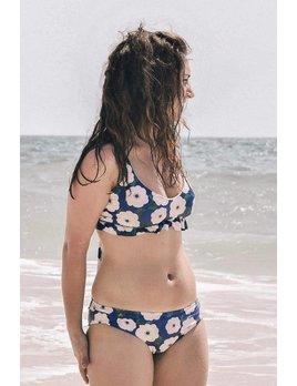 Mimi Hammer Rose Peony Bikini Top