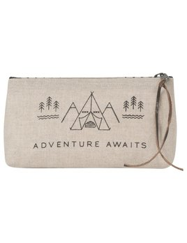 Danica/Now Linen Adventure Pouch