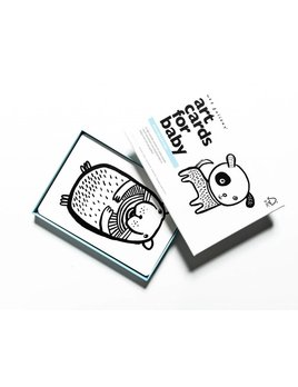 Wee Gallery Cartes Images Animaux Domestiques