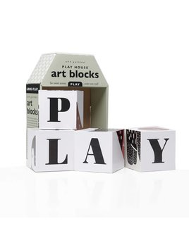 Wee Gallery Playhouse Art Blocks PLAY