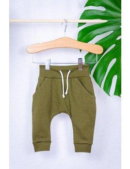 O'lou Kaki Pants