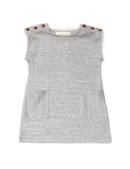 Petit Atelier B Heather Grey Dress
