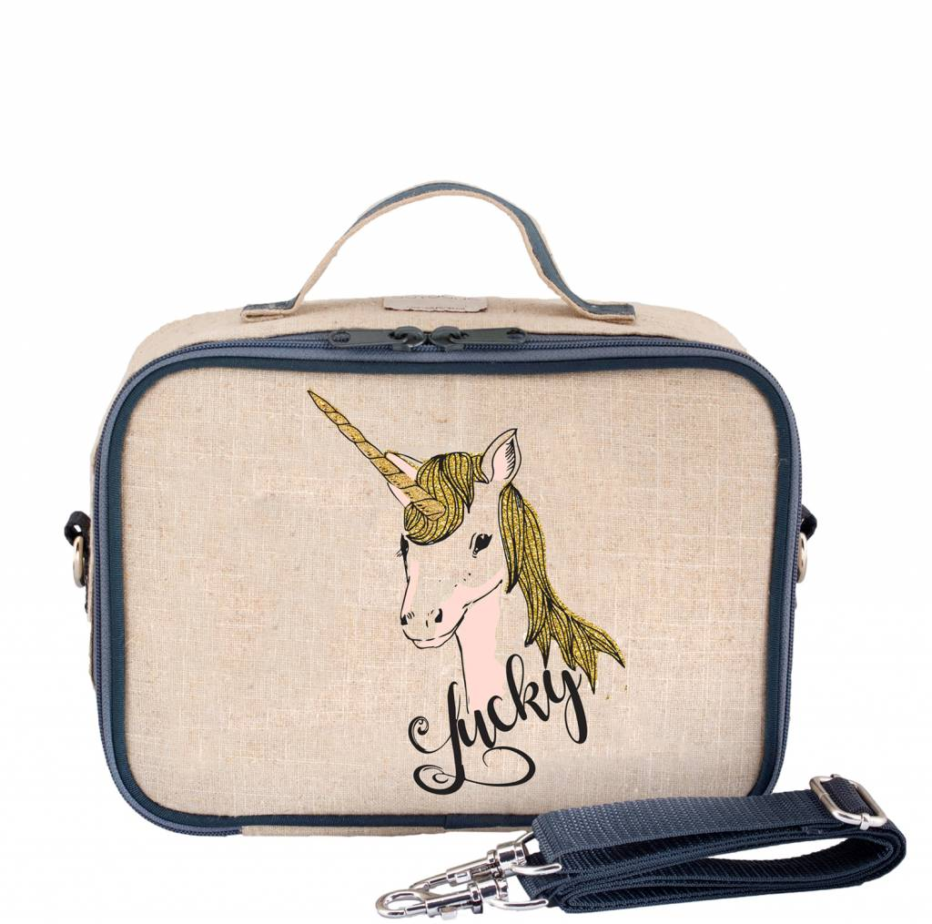 So Young Unicorn Lunchbox