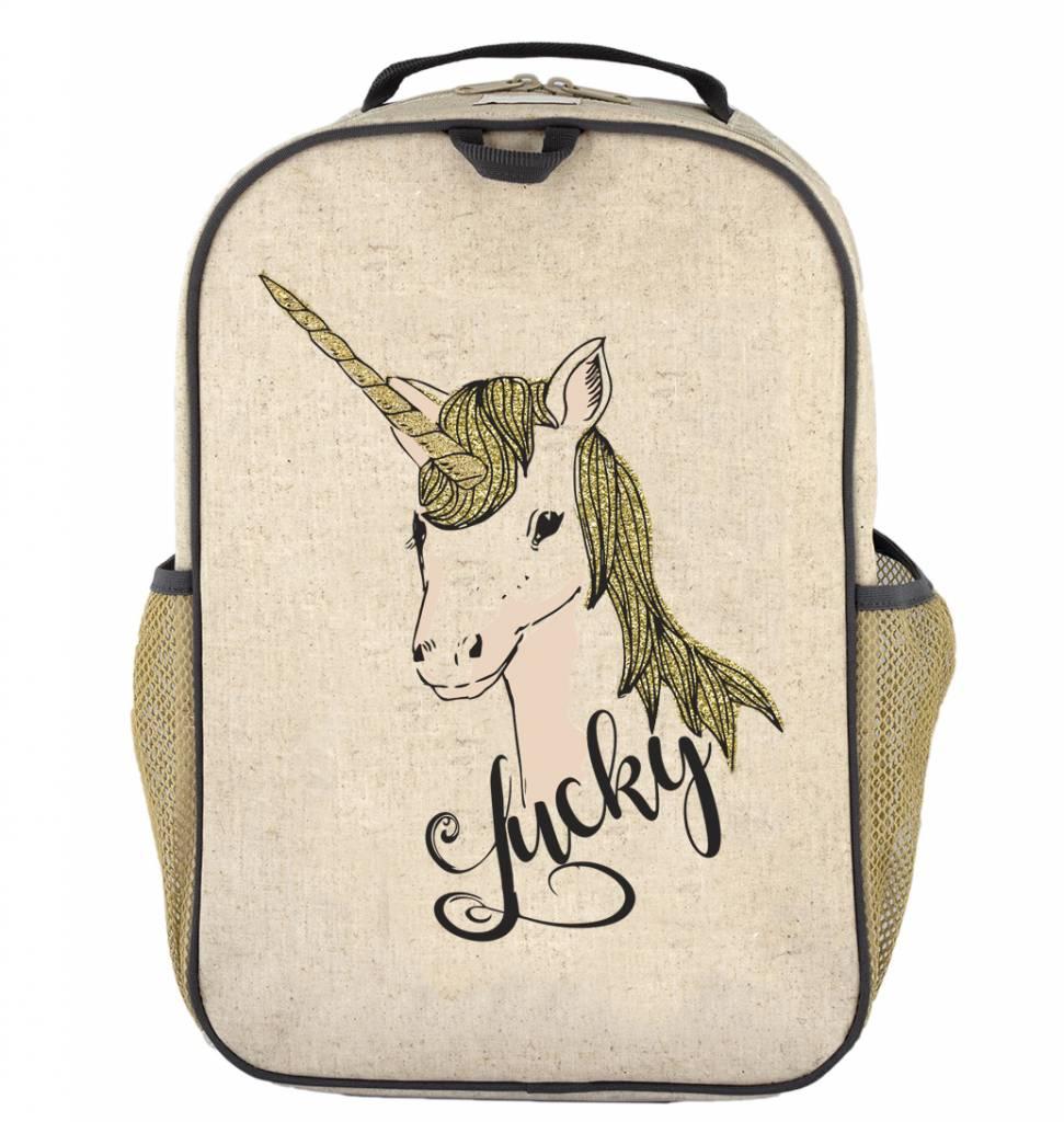So Young Big Unicorn Backpack