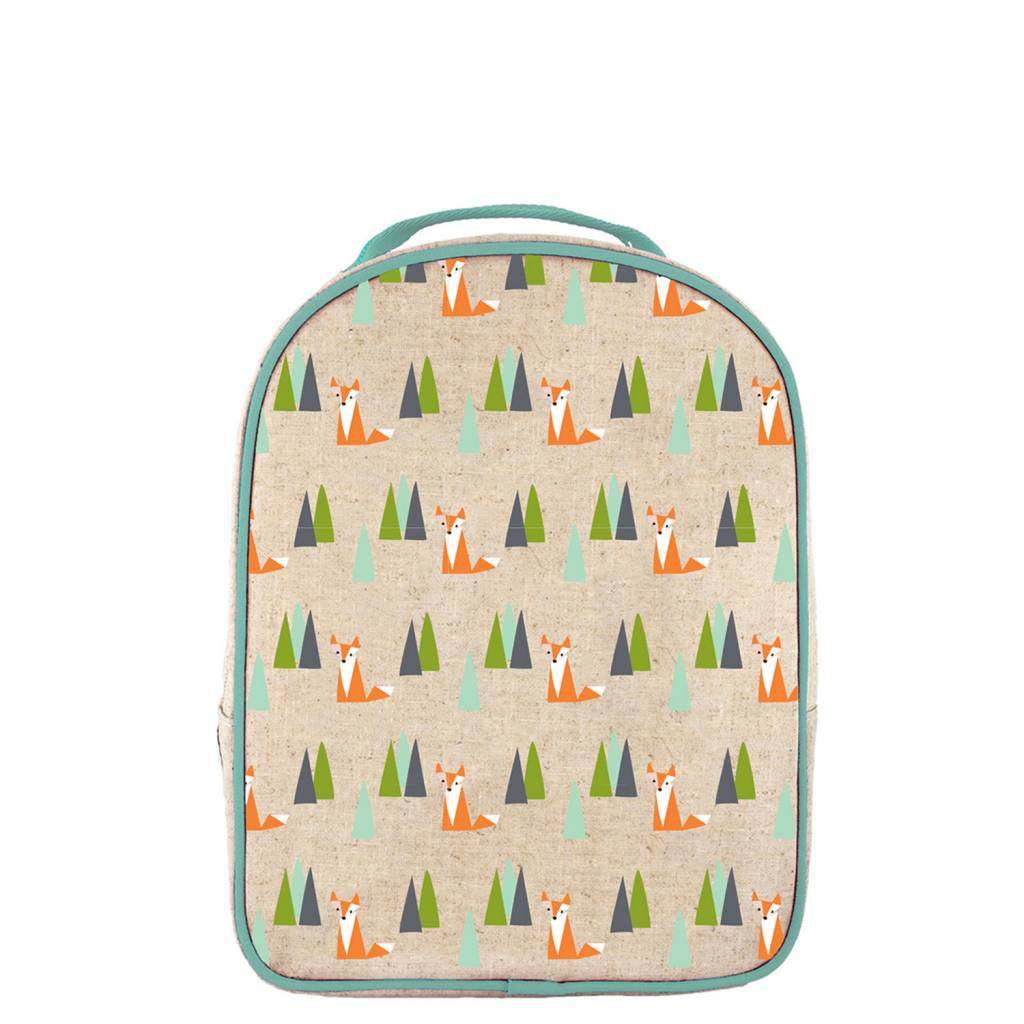 So Young Small Fox Backpack
