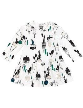 Petit Lem Patterned Dress