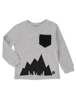 Birdz Geo Mountain Sweater