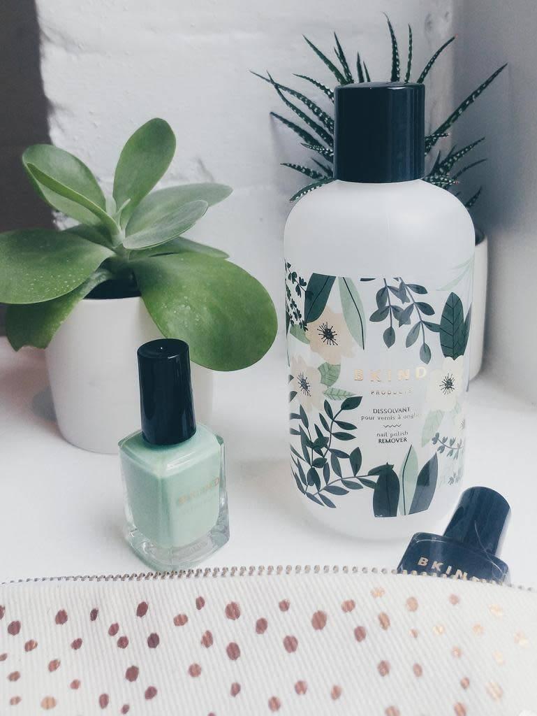 Non-toxic Nail Polish Remover - Boutique Vestibule