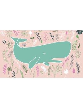 Petite Carte Baleine