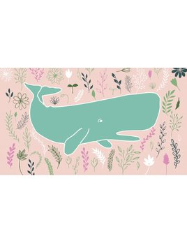 Whale Small Card
