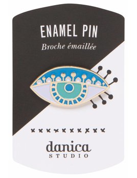 Danica/Now Birdland Enamel Pin