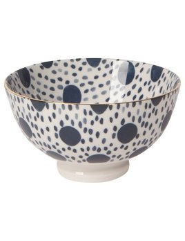 Danica/Now Dotted Shibori Bowl