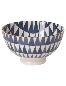 Danica/Now Triangles Shibori Bowl