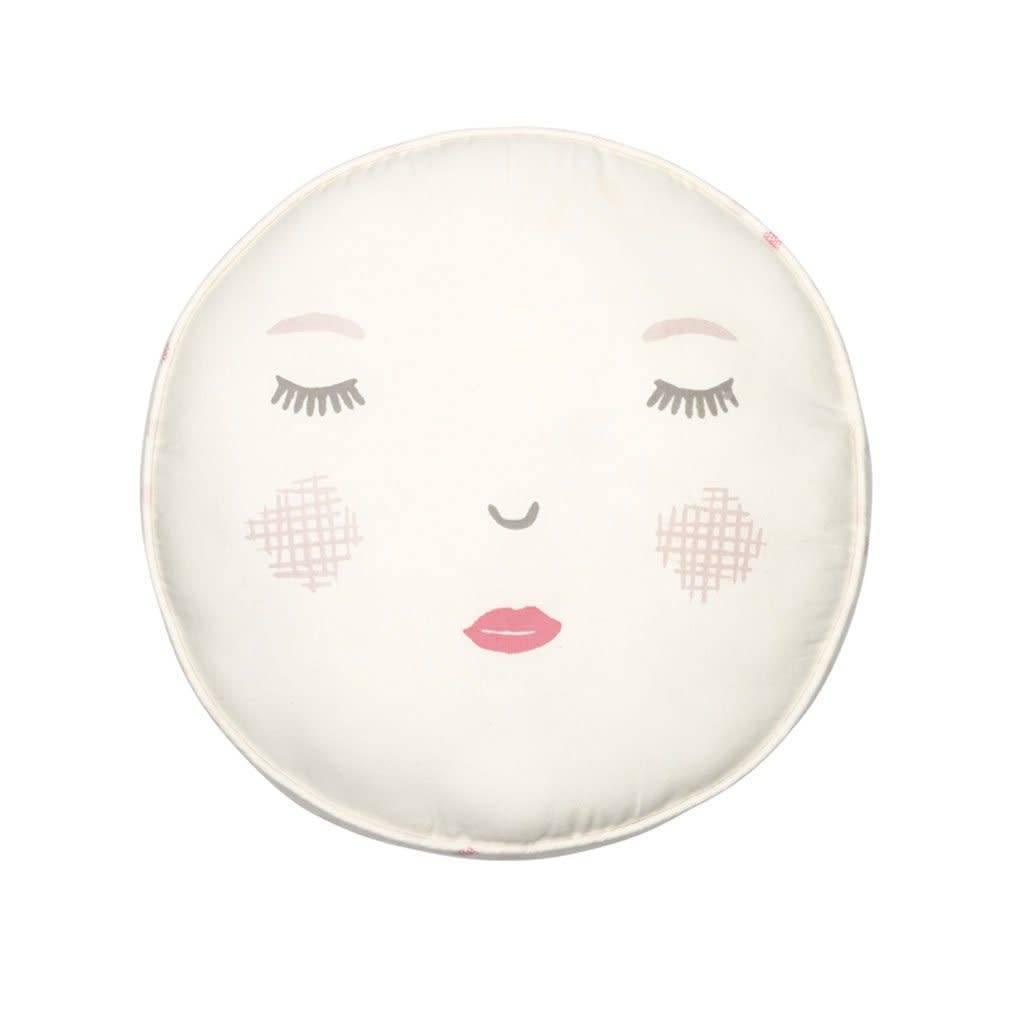 Pehr Design Pink Peek-A-Boo Pillow