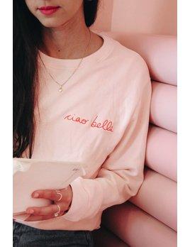 Mimi Hammer Ciao Bella Sweatshirt