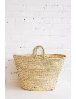Big Natural Basket