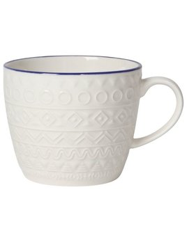 Danica/Now White Casablanca Mug