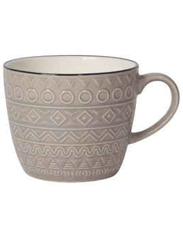 Danica/Now Grey Casablanca Mug