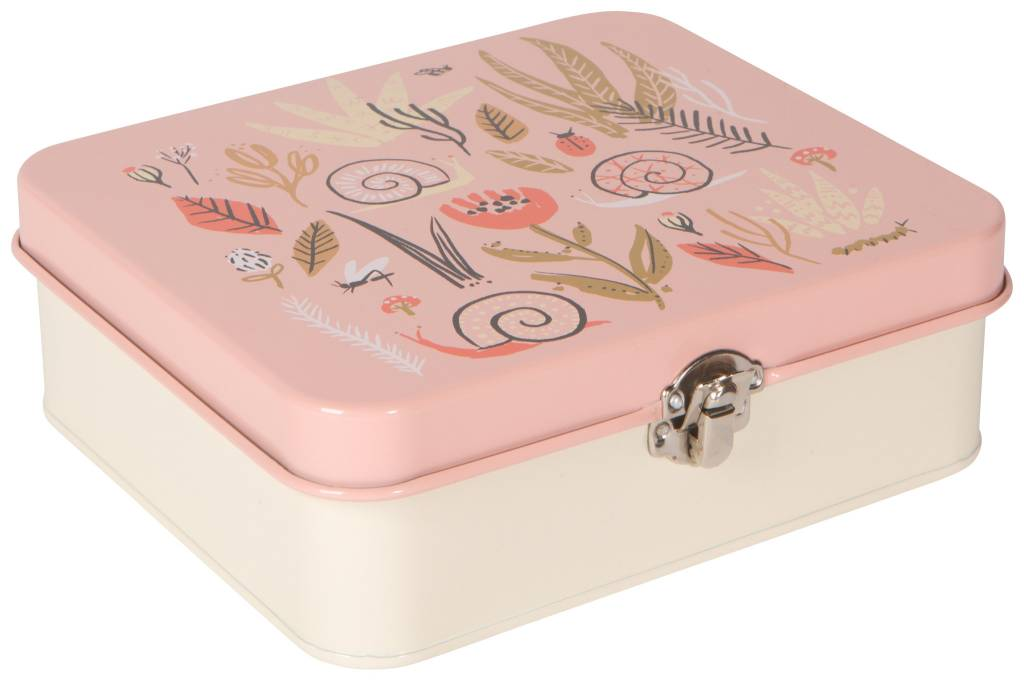 Danica/Now Small World Keepsake Box