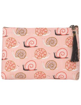 Danica/Now Snail Small Cosmetic Bag