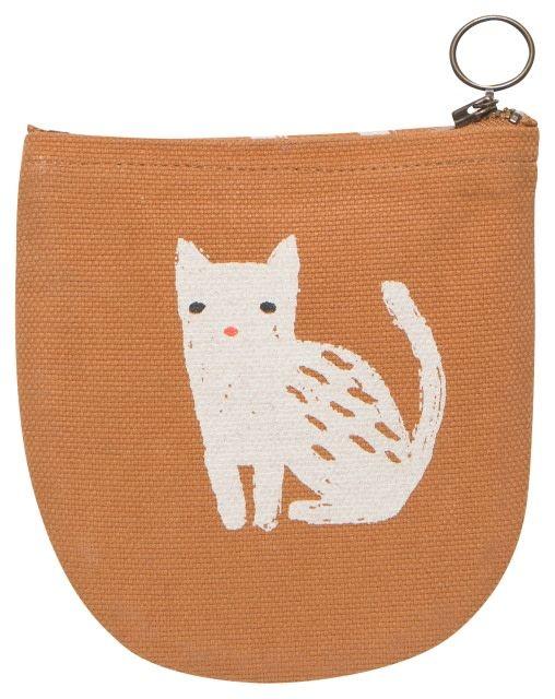 Danica/Now Cat Halfmoon Pouch