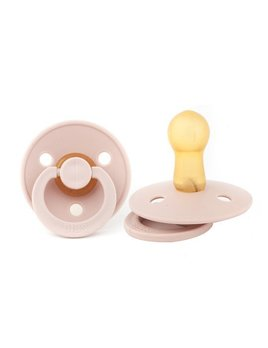 Bibs Simple Blush Pacifier