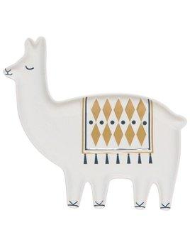 Danica/Now Assiette Lupe le Lama