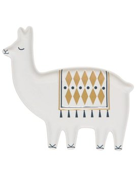 Danica/Now Lupe The Lama Plate