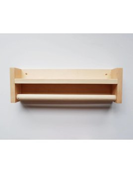 Minika Wood Shelf - Accessory Choices