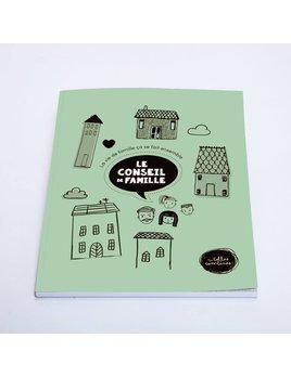 Les Belles Combines Cahier Conseil de Famille