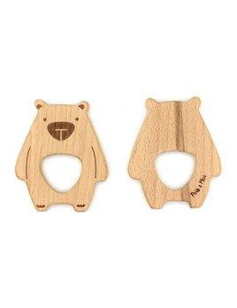 Pois et Moi Chubby Bear Teether