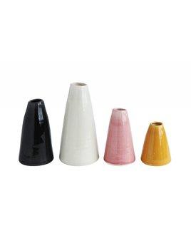 Bloomingville Vases Colorés Terracotta - Choix Couleurs
