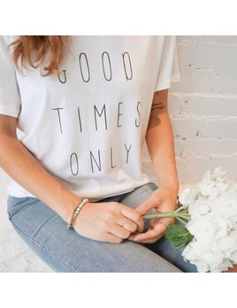 South Parade Good Time Only T-Shirt