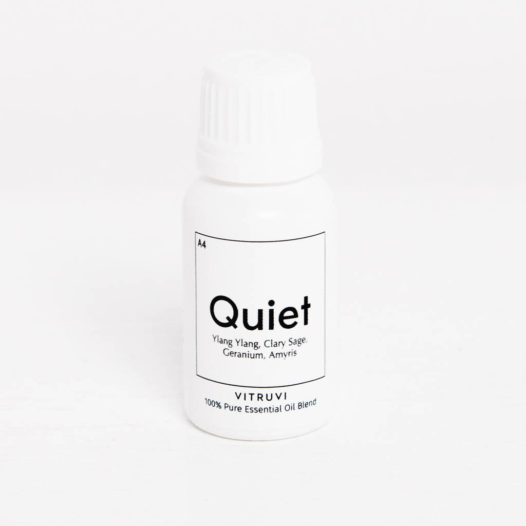 Vitruvi Quiet Essential Oil Blend