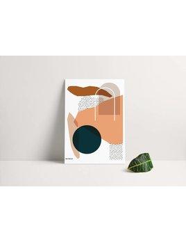 Studio Raimondo Abstract Print No. 23