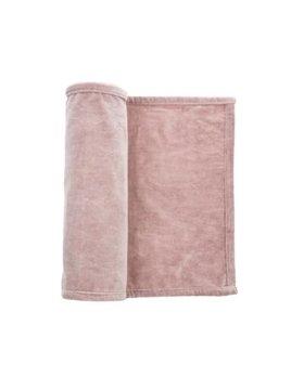 Indaba Pink Velvet Table Runner