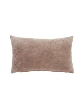 Indaba Earth Velvet Pillow