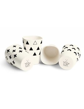 YoungLux Scandinavian Series Cups