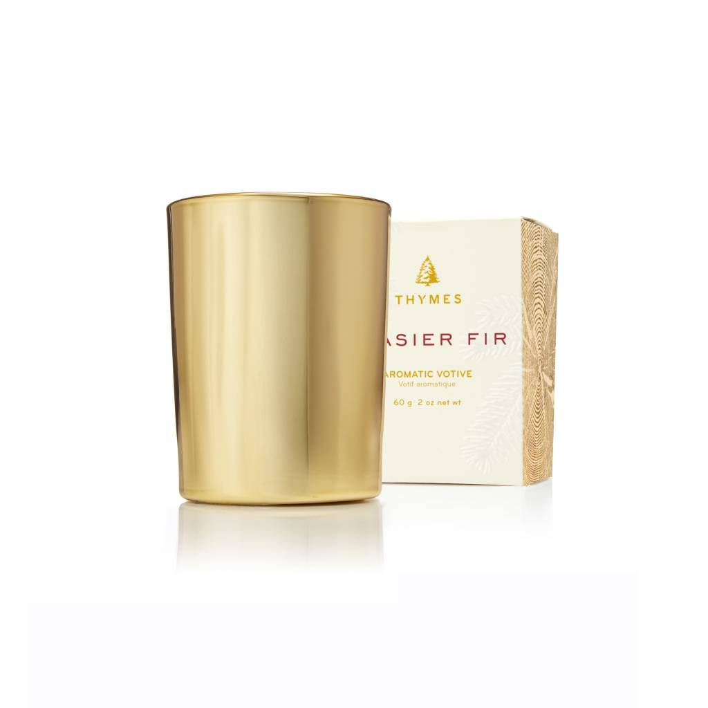 Thymes Gold Fir Candle