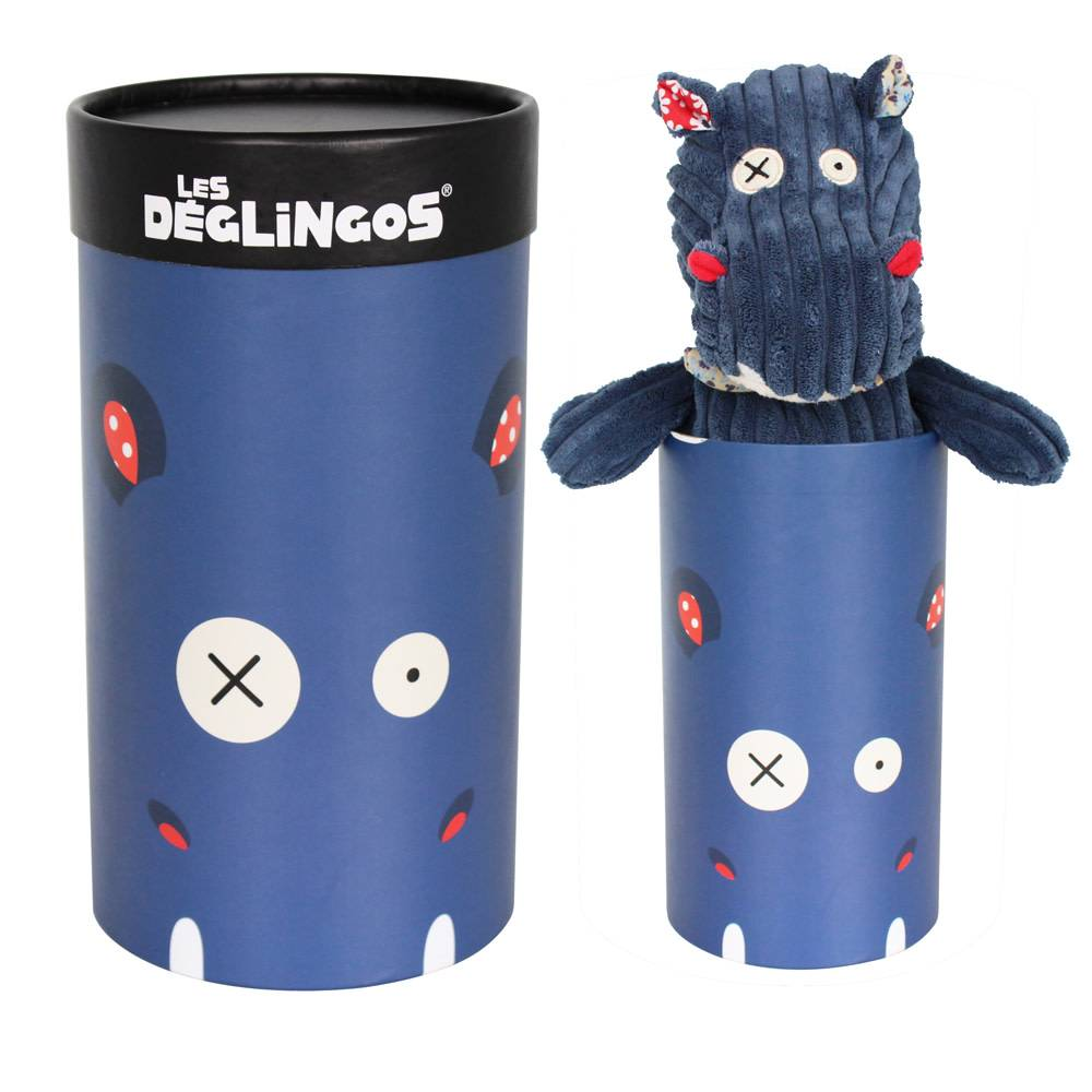 Deglingos Hippo in a Box