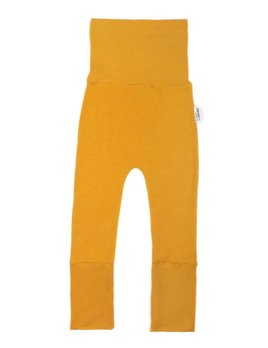 Coton Vanille Mustard Evolutive Pants
