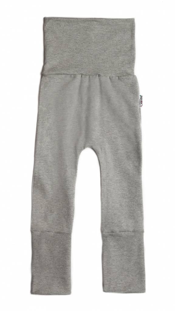 Coton Vanille Light Grey Evolutive Pants