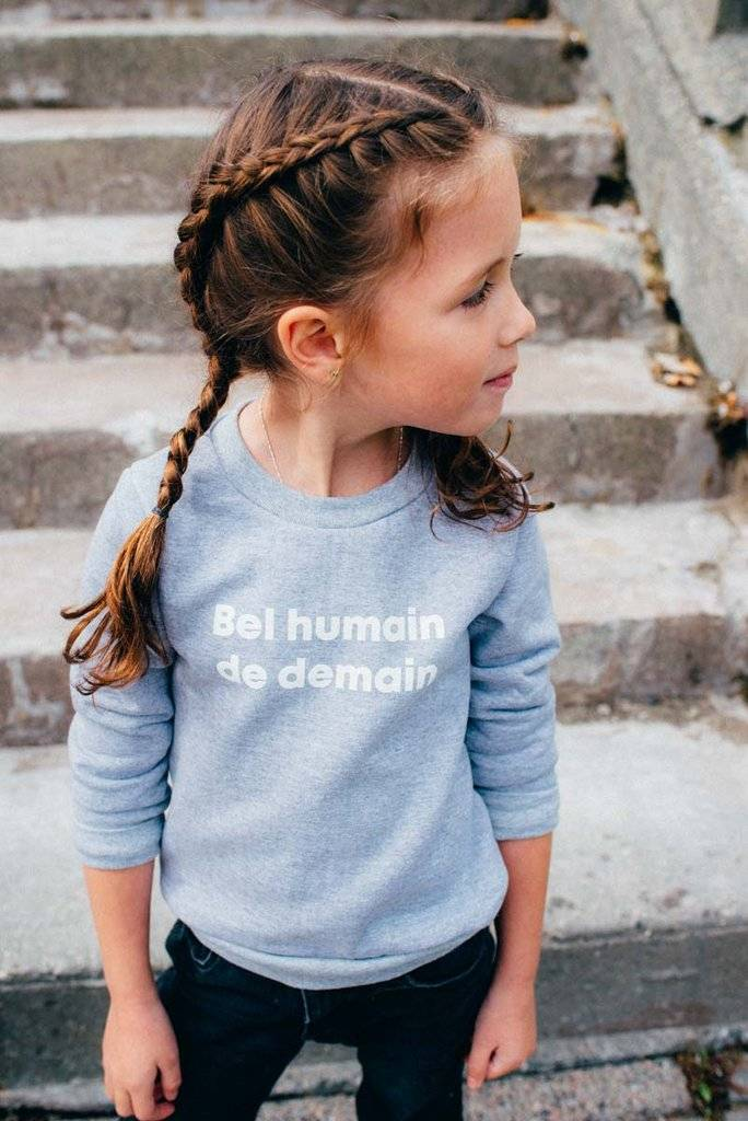 Dailystory Bel Humain Sweater - Color Choices
