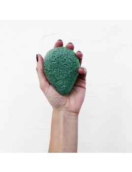 Green Clay Konjac Facial Sponge