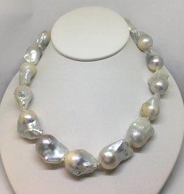 "14kt 18"" Baroque Pearl Necklace"
